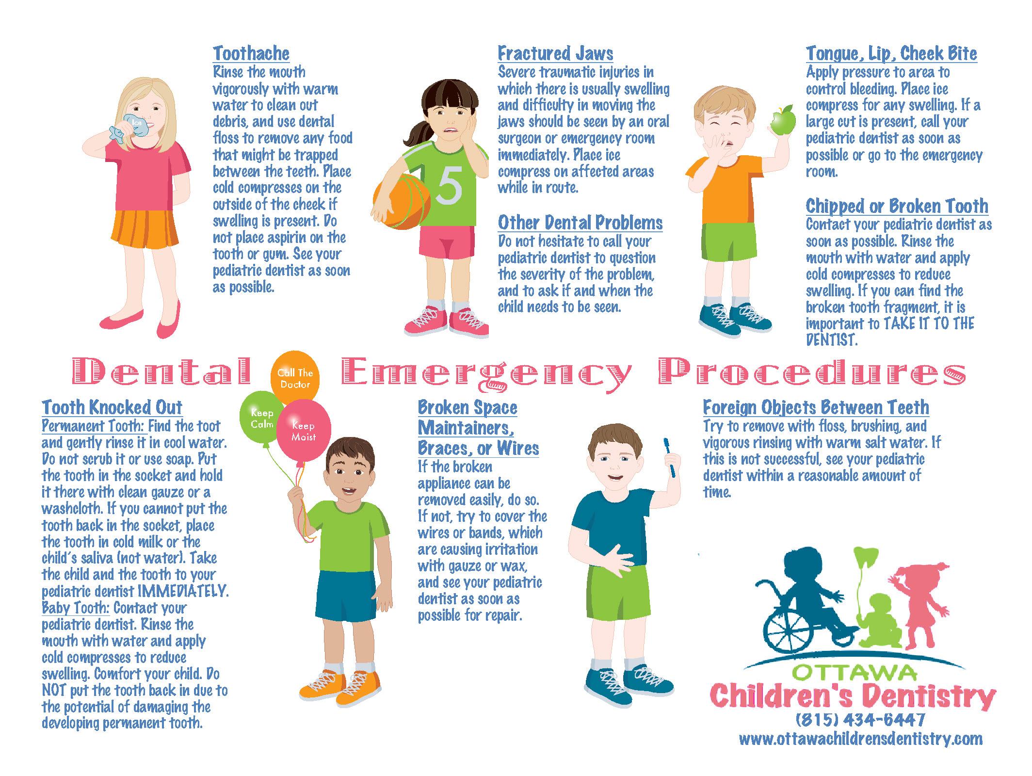 Emergency Dental Procedures